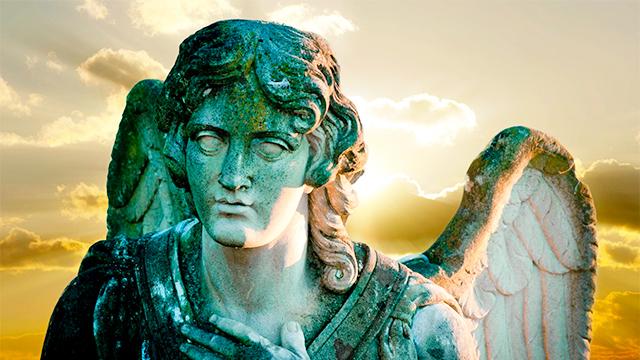 Statue eines Engels (c) 123rf