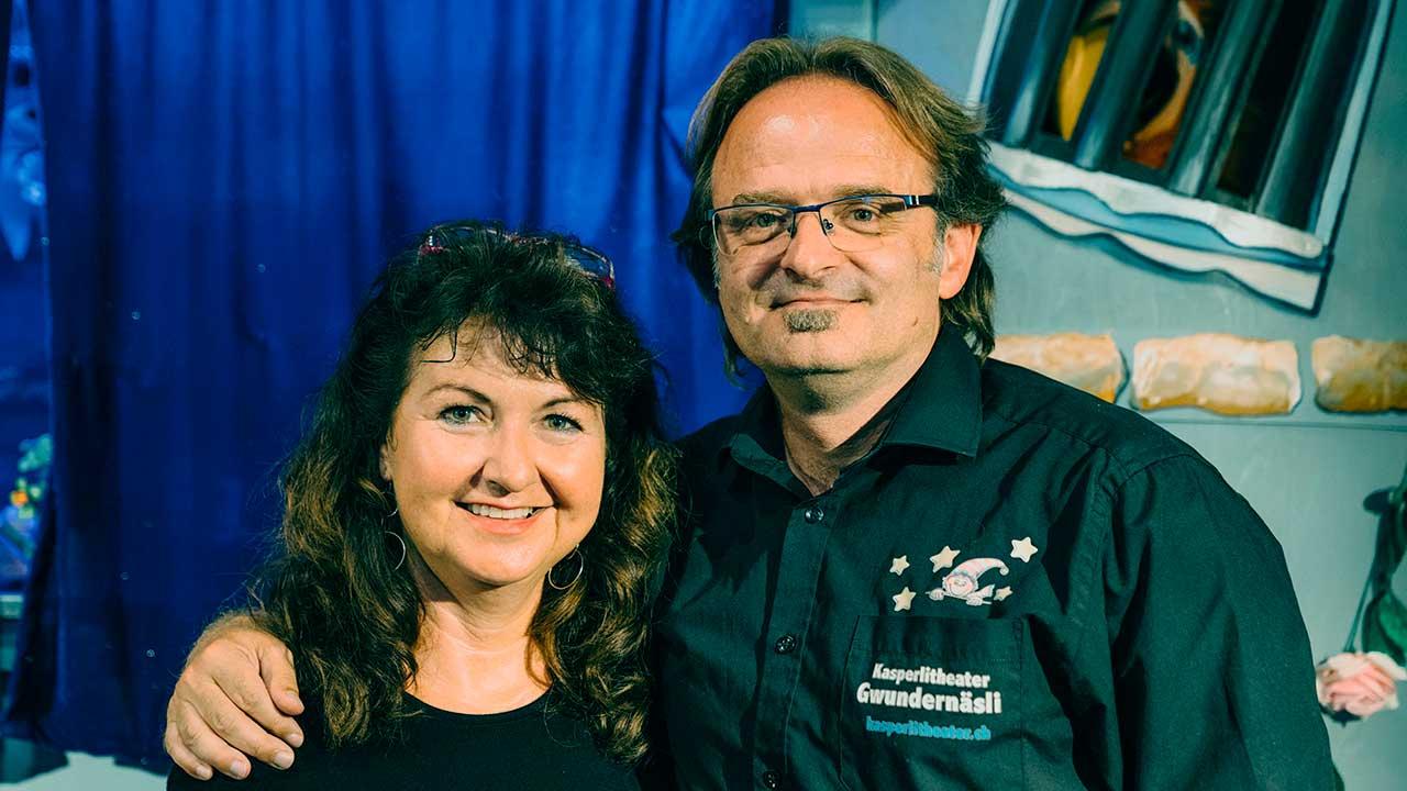 Manuela und Philipp Steiner | (c) Tobias Grimm