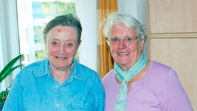 Marianne Stöger und Margit Pissarek