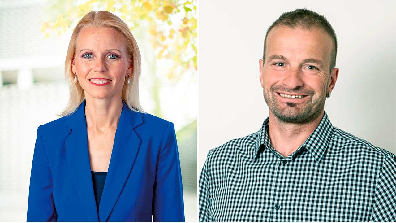 Lilian Studer und Andreas Gafner | (c) Lilian Studer und EDU