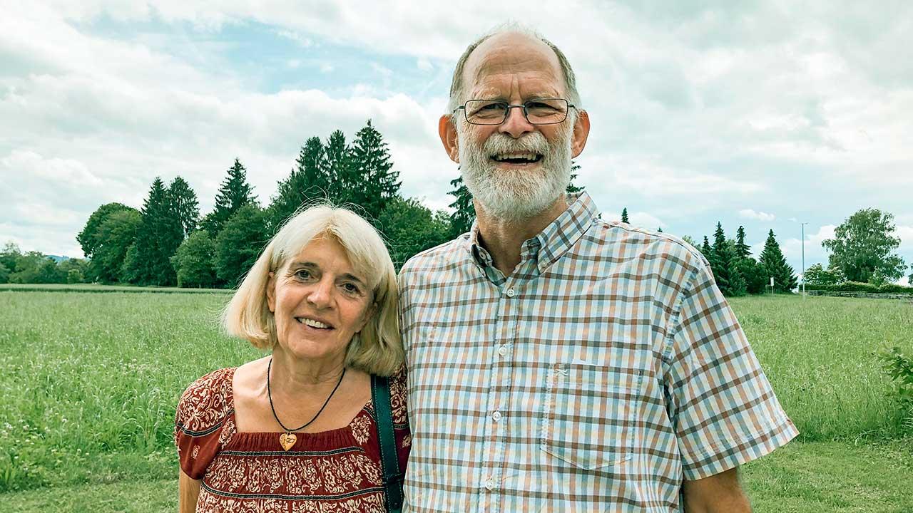 Inge und Hans-Dieter Sturz