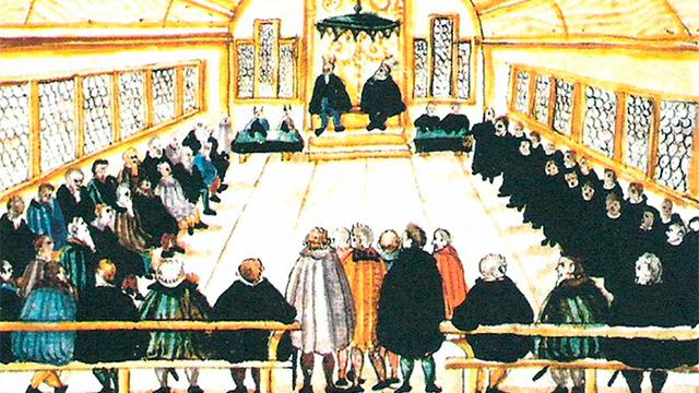 Täuferdisputation Zürich 1525