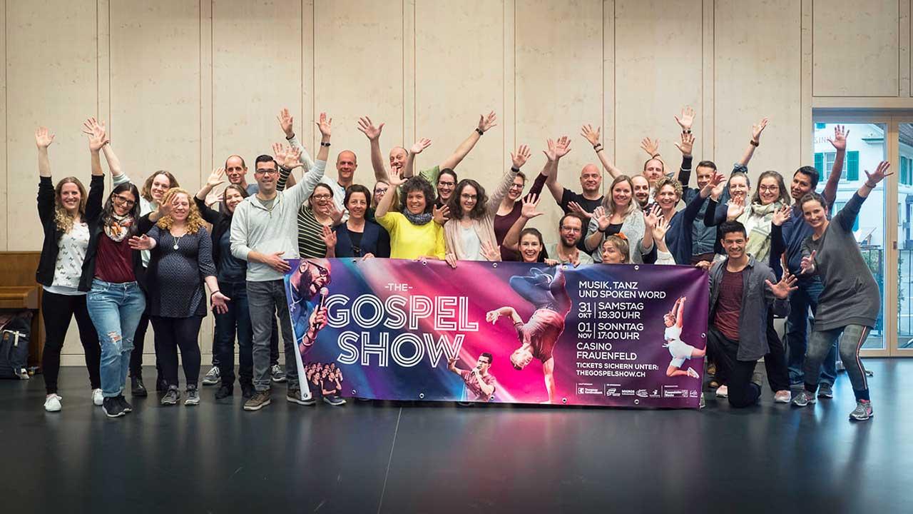Mitwirkende von «The Gospel Show»