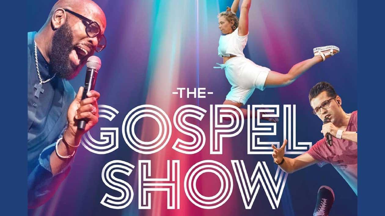 Ausschnitt aus dem Plakat für «The Gospel Show»