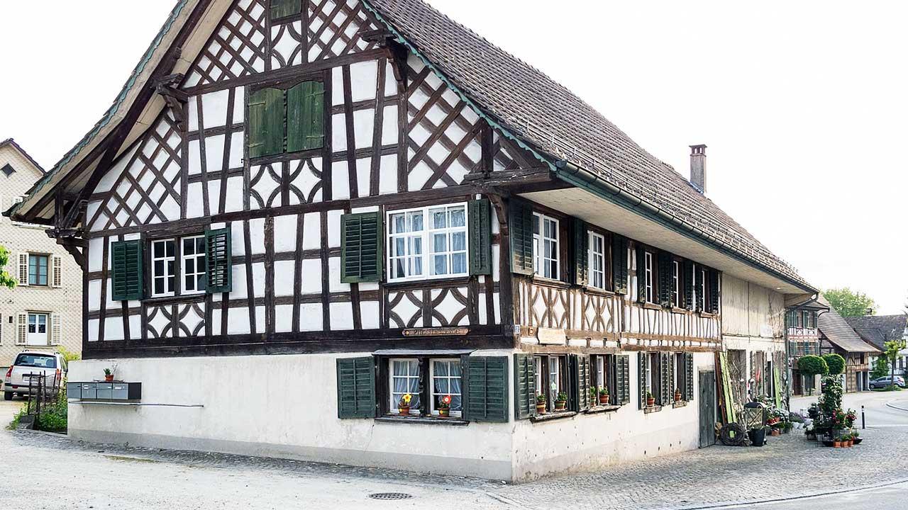 Pilgerherberge in Märstetten Thurgau