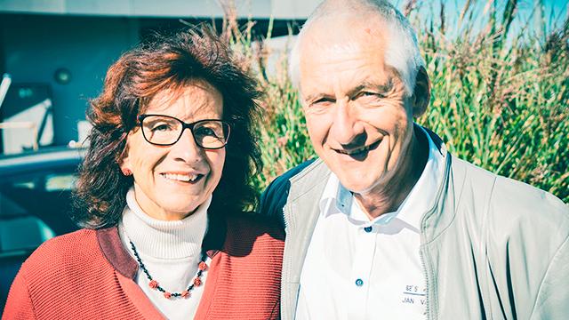 Cornelia und Christian Tobler