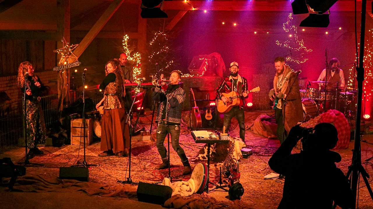 Die «A Trinity Worldwide Christmas Party» fand am 19. Dezember 2020 statt.