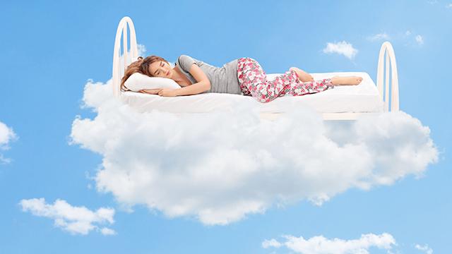 (c) Verträumt schlafen - Fotolia