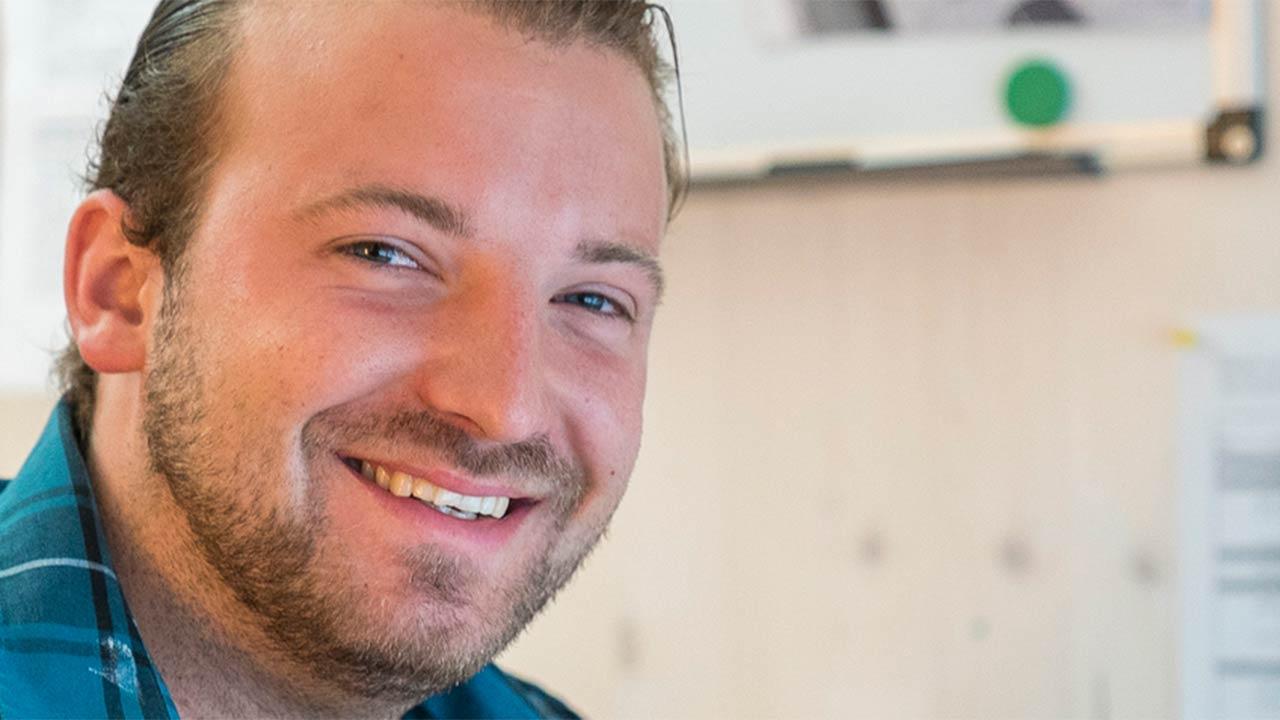 Daniel Strack Geschäftsführer Einfall7   (c) Einfall7