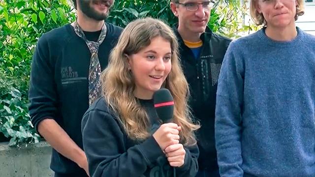 Standbild aus Video «Meine Thesen»
