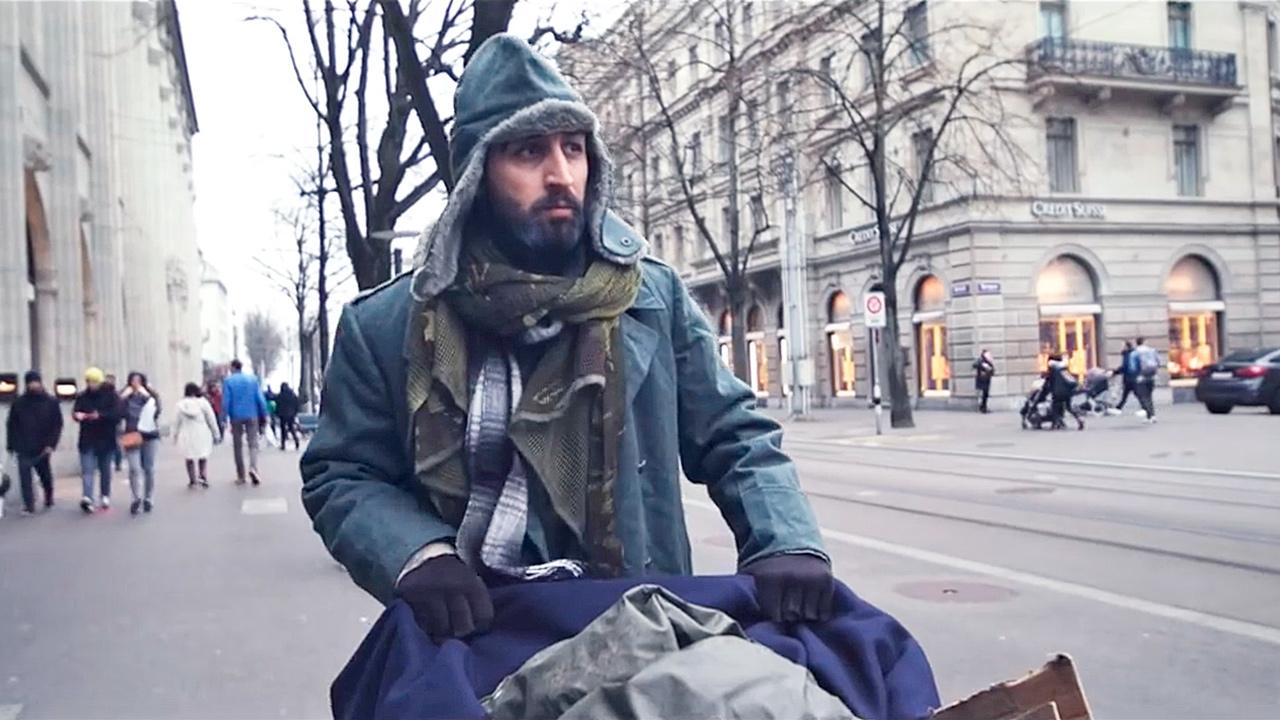 Standbild aus dem Video «Your Heart Will Follow» von Pac Scherhag
