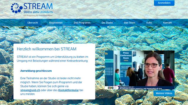 Website «STREAM»