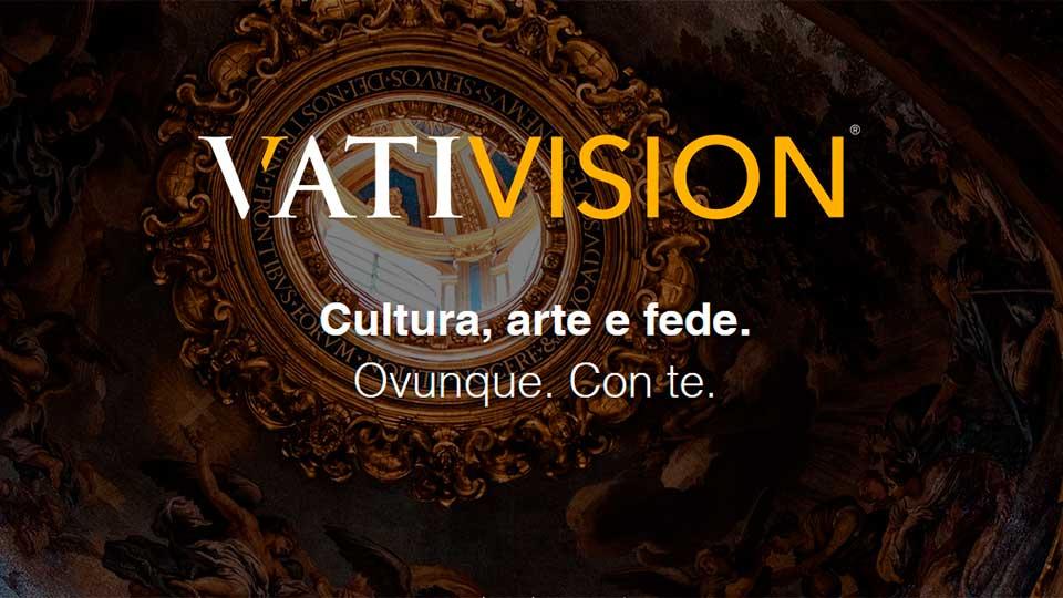 Startseite von VatiVision | (c) VatiVision