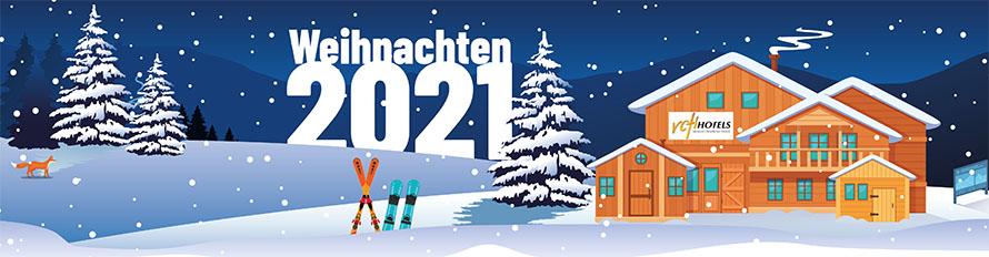 Gemeinsam Weihnachten feiern 2021 - ERF Medien
