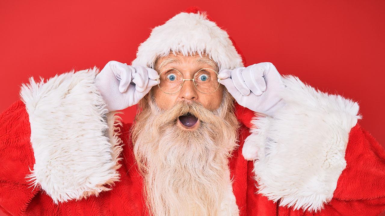 Meine Weihnachtsgeschichte mit Santa