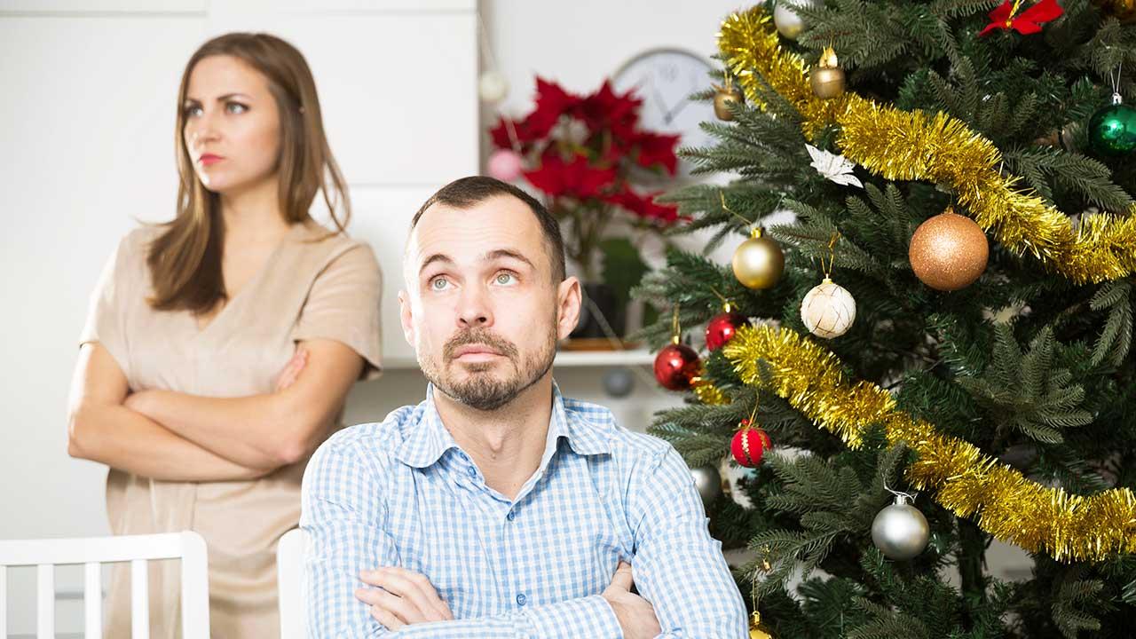 Dicke Luft an Weihnachten | (c) 123rf