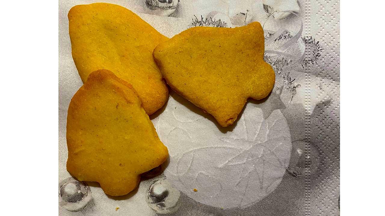 Weihnachtsgueztli Rezept Orangen Mailänderli