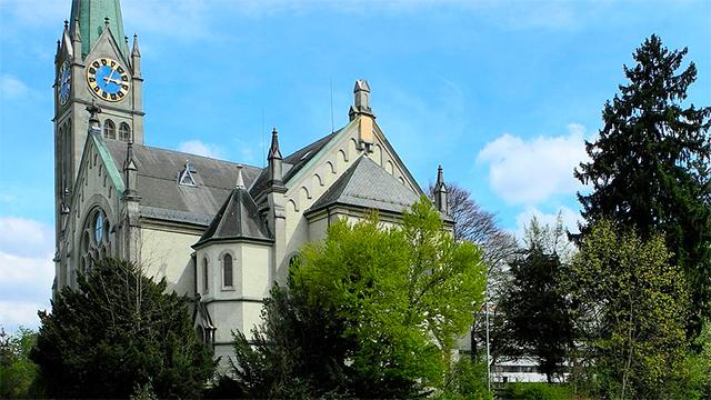 Reformierte Kirche Wetzikon