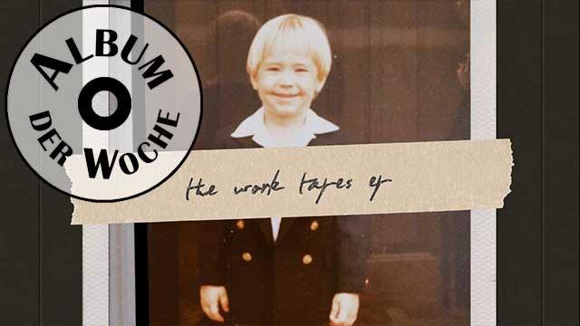 «the work tapes ep» von Wilder Woods