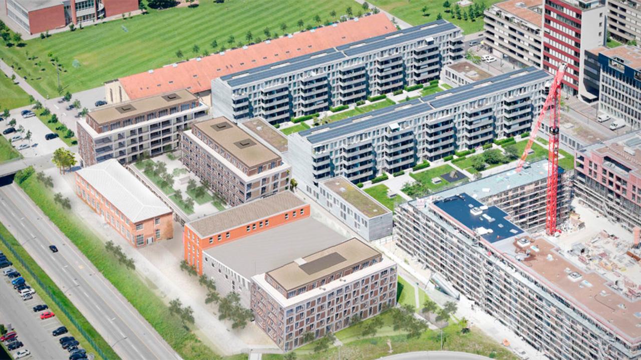 «TownVillage» Winterthur