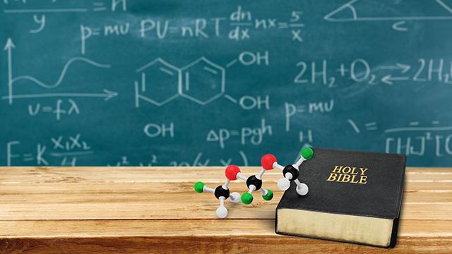 Wissenschaft und Bibel (c) 123rf