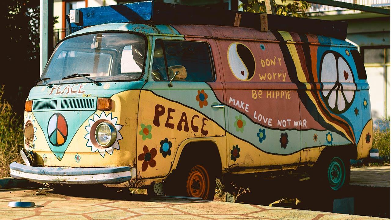 Woodstock - Friede, Liebe und Musik | (c) unsplash