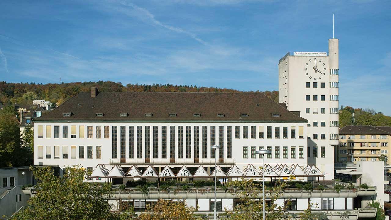 Reformiertes Kirchgemeindehaus in Zürich-Wipkingen