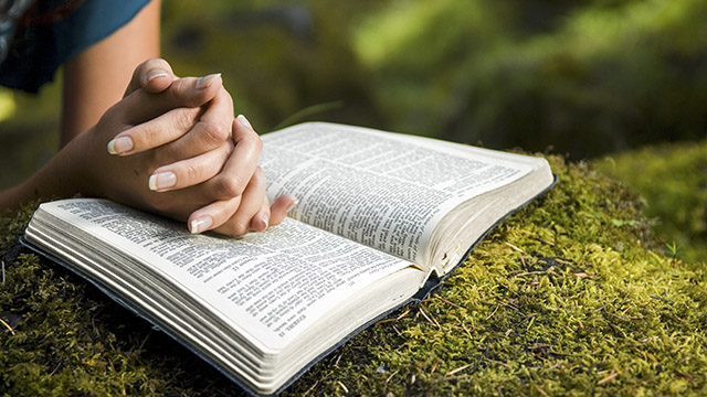 Gebet (c) Fotolia