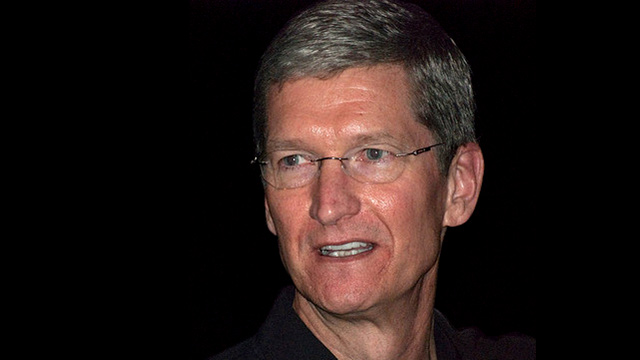 (c) Wikipedia Tim_Cook granted by Valery Marchive LeMagI