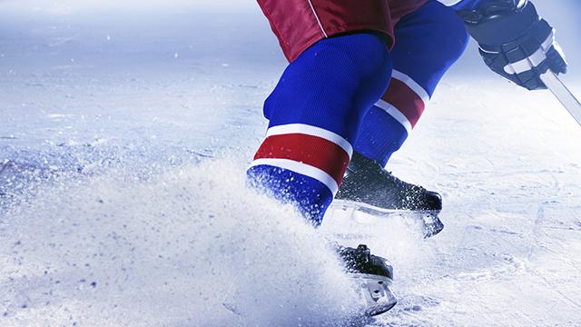 Eishockeyspieler