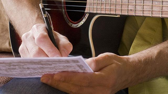 Songwriter (c) Fotolia
