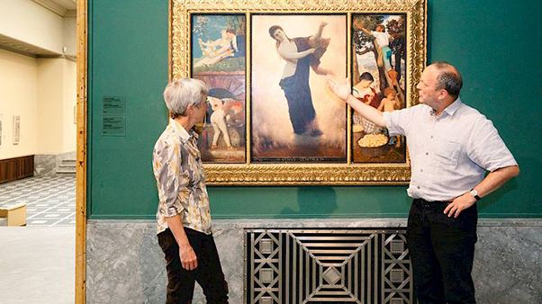 Veranstaltung Kunst und Religion im Dialog