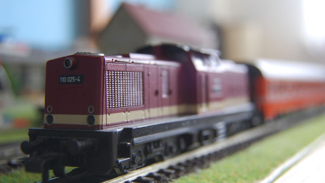 Lokomotive (c) Fotolia