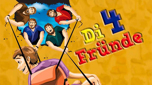 Musical «Di 4 Fründe» von Adonia