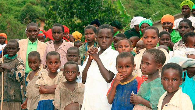 Flüchtlinge in Afrika