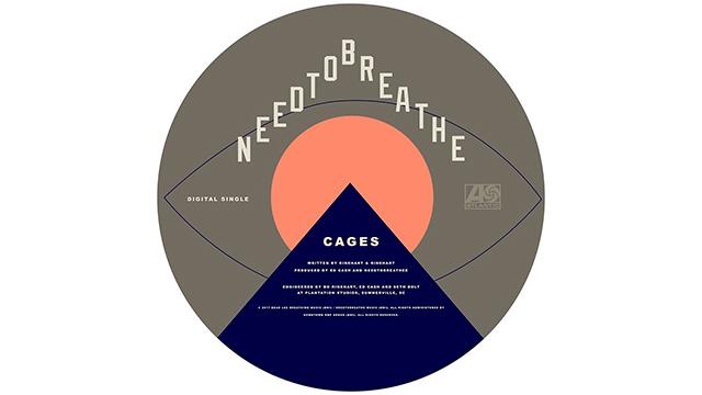 «Cages» von Needtobreathe
