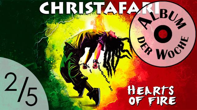 «Hearts of Fire» von Christafari