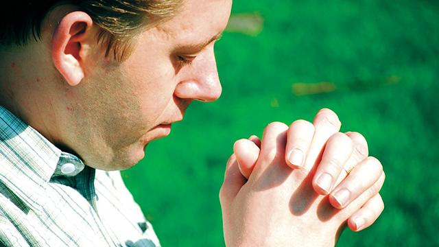 Am Beten