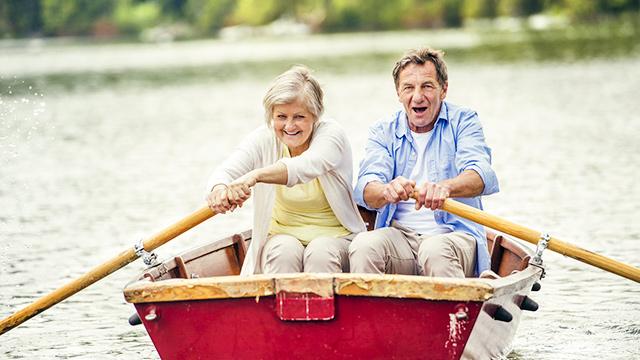 Paar über 50 mit Potenzial