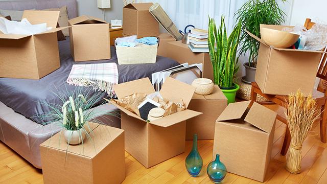 Kisten packen