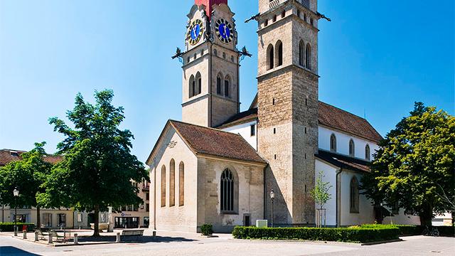 Reformierte Stadtkirche Winterthur