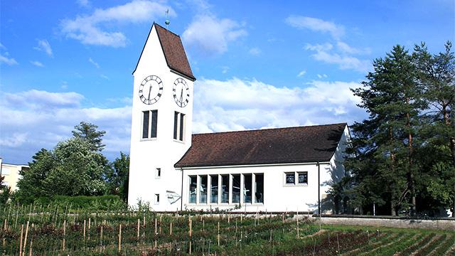 Reformierte Kirche Würenlos