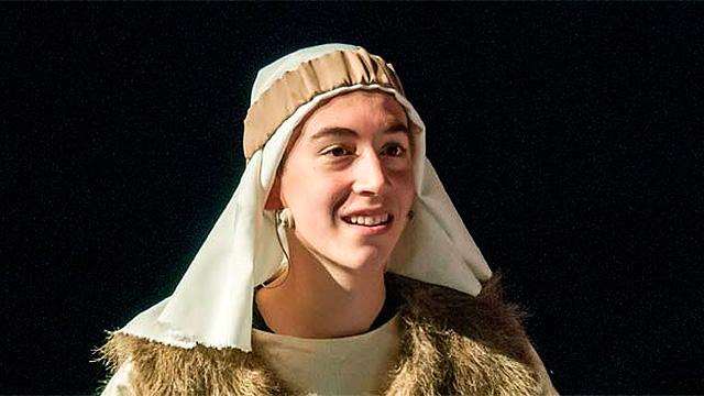 Szene aus dem Musical «Elia»