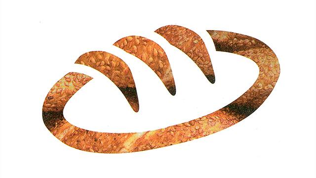 Logo «Brot zum Teilen»