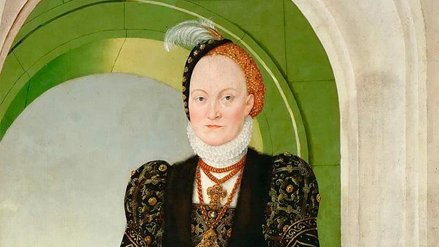 Anna von Dänemark, Kurfürstin von Sachsen (1532–1585)
