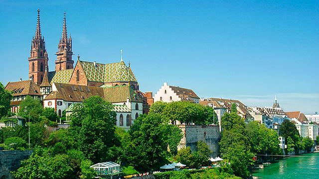 Basel mit Münster