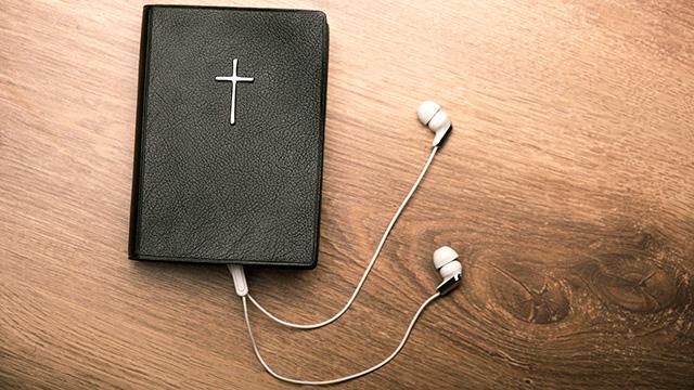 Die Bibel hören