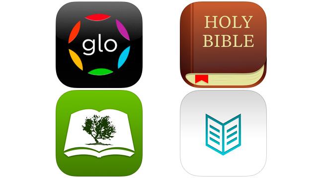 Die Bibel in App-Form