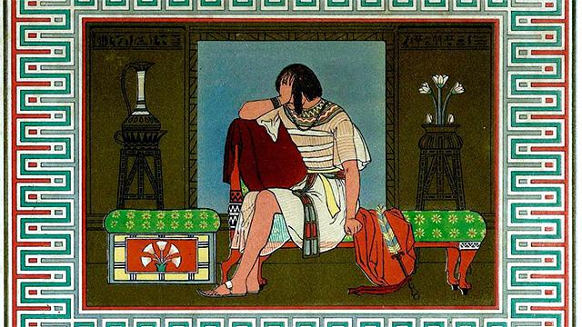 Bild «Joseph weeps» von Owen Jones