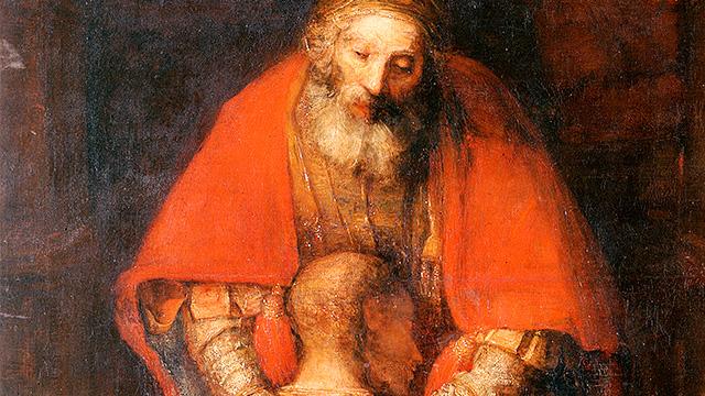Bild «Die Rückkehr des verlorenen Sohns» von Rembrandt